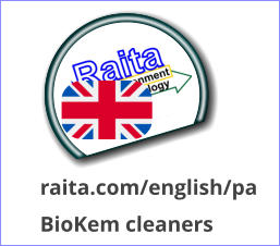 raita.com/english/pa BioKem cleaners